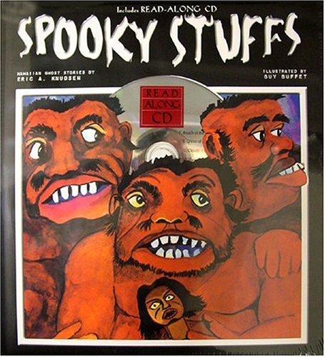 Spooky Stuffs (Book & Mini CD)]()