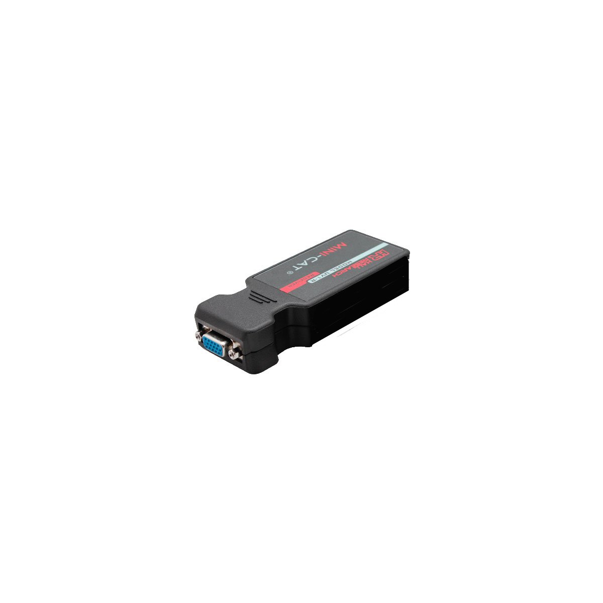 Hall Research UV1-R Mini-Cat VGA Over CAT5 Receiver by Hall Research