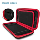 Nintendo Switch Case, Protective Hard Portable Travel Carry Case Durable Hard EVA Storage Case Portable Easy Carrying Case for Nintendo Switch