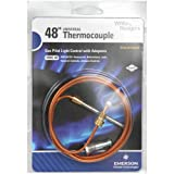 White-Rodgers Division H06E-48 Universal Thermocouple, 48-Inch