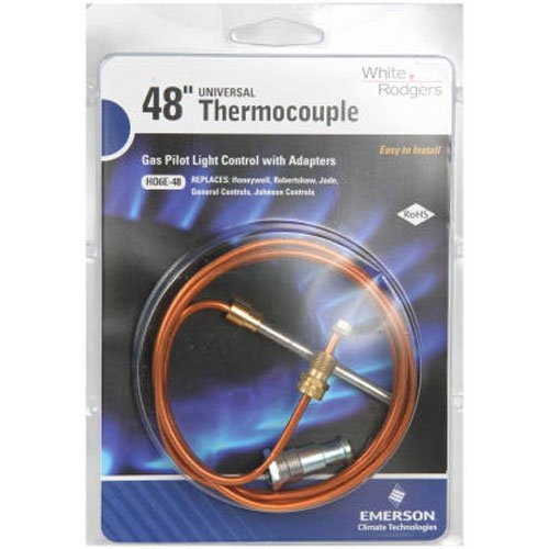 Emerson TC48 Universal Thermocouple, 48-inch