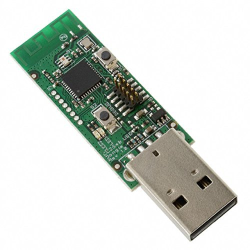 EZSync CC2540 Evaluation Module USB Dongle, BLE Bluetooth 4.0, CC2540EMK-USB compatible, Firmware configured as PACKET SNIFFER, EZSync103 by EZSync