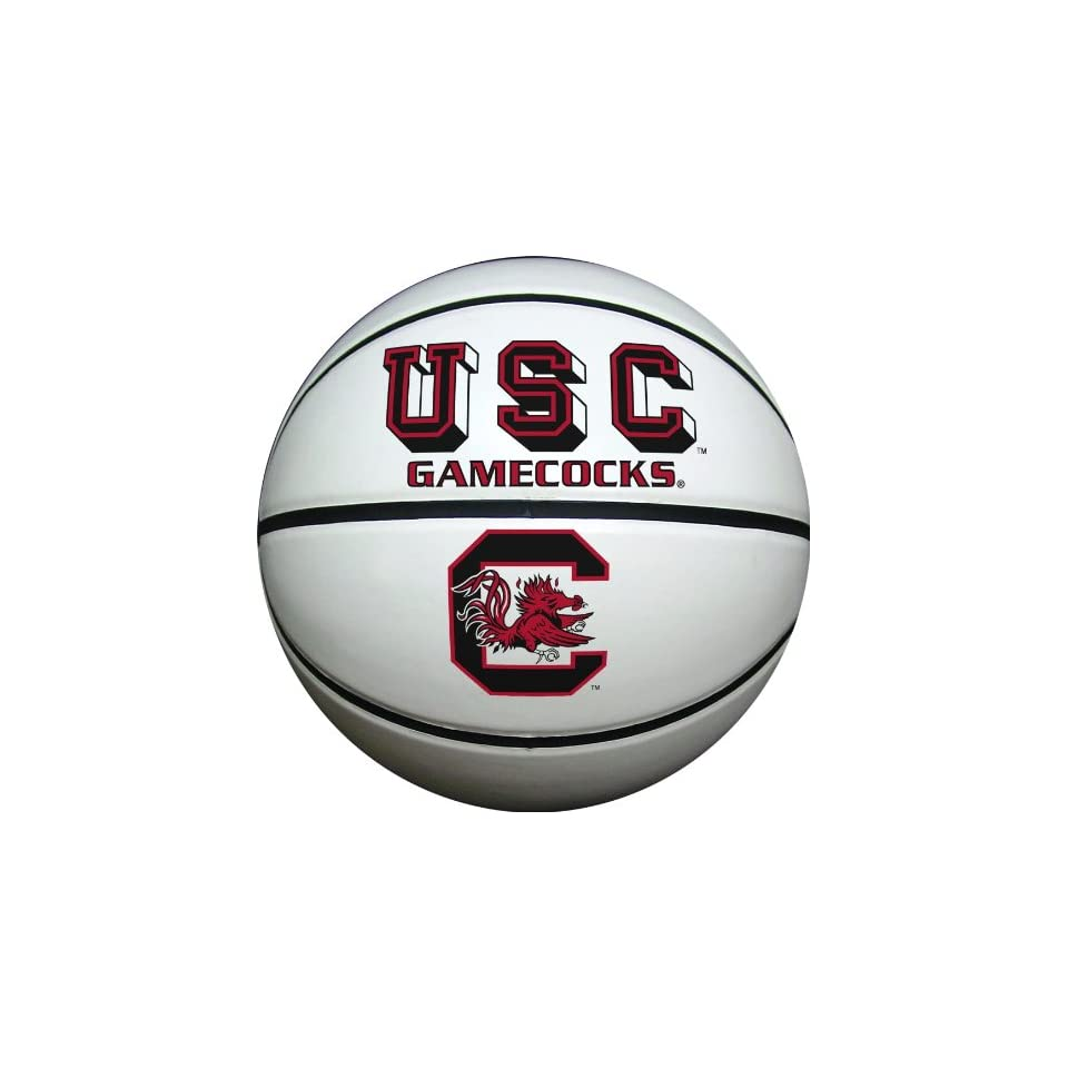 South Carolina Gamecocks Official Size Synthetic Leather Autograph Basketball