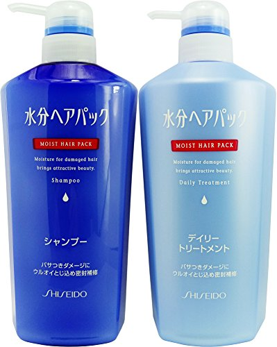 Shiseido AQUAIR - Shampoo & Conditioner SET