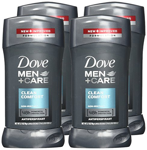 Dove Antiperspirant Stick Clean Comfort product image
