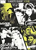 DVD : Claudette Colbert: Imitation of Life / Cleopatra / The Palm Beach Story /Midnight