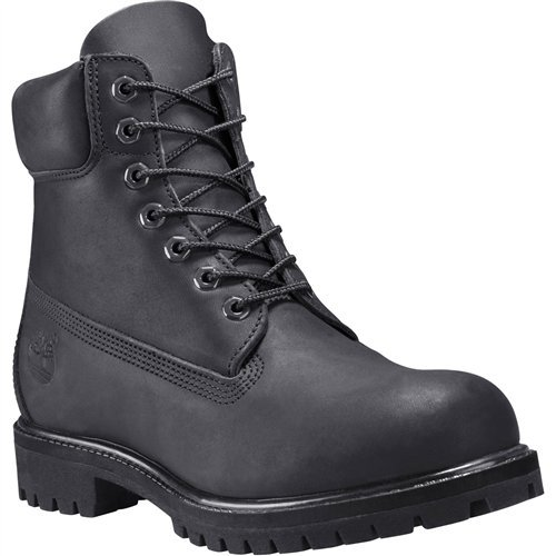 Timberland Mens 6 In Premium Black Riptide galloper Boot - 10 - Premium Nyc Outlets