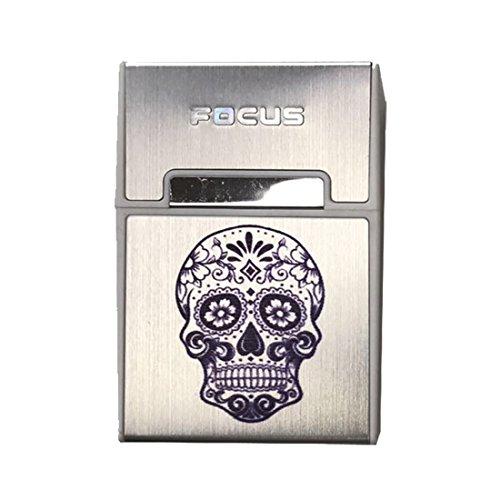 Silver Cigarette Box - 4