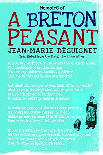 Memoirs of a Breton Peasant