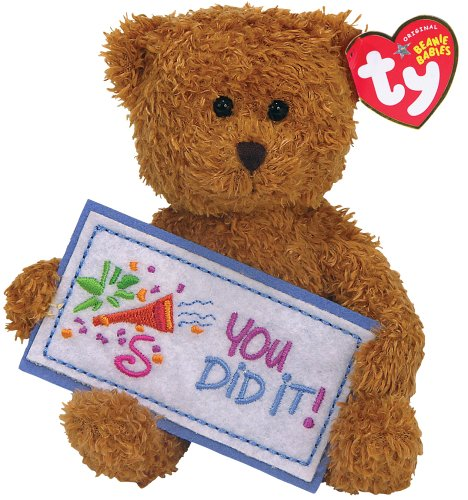 Ty You Did It ! - Brown