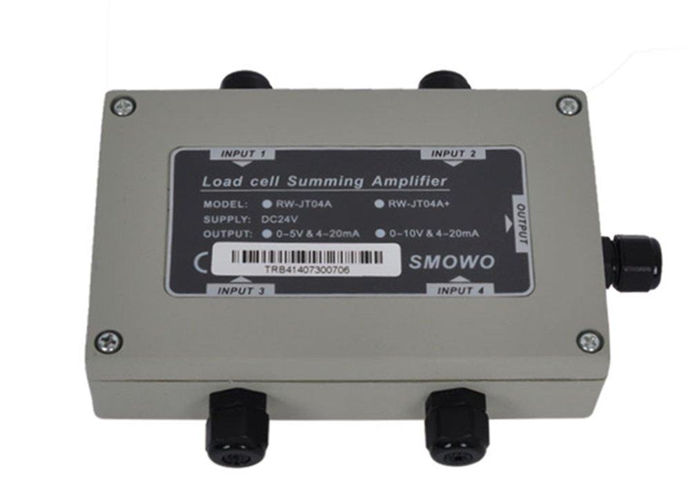RW-JT04A Load Cell Sensor Summing Amplifier transmitter 4 load cells (Signal Output: 0-5V)