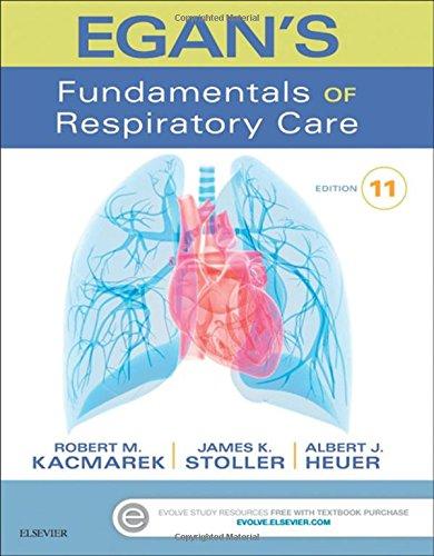 Egan's Fund.Of Respiratory Care