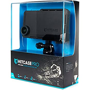 Hitcase Pro Waterproof Case for iPhone 5 & 5s - Black
