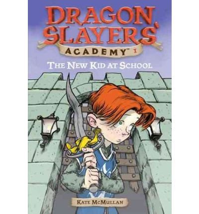 [ The New Kid at School (Dragon Slayers' Academy (Paperback) #01) By McMullan, Kate ( Author ) Paperback 2003 ] ebook