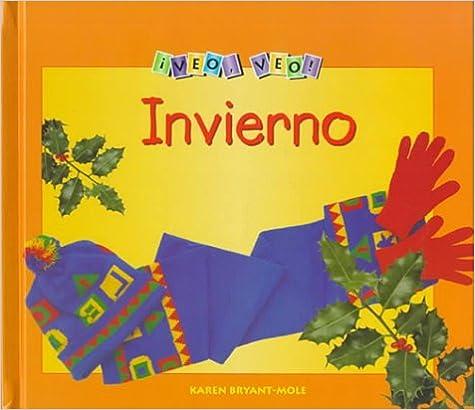 Invierno (Picture This, Seasons Spanish)