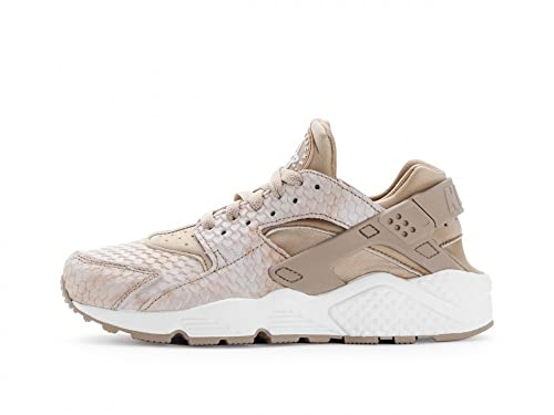 fb4a3c994fc NIKE 683818-201 Women Wmns Air Huarache Run PRM Linen Sail  Buy Online at  Low Prices in India - Amazon.in