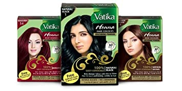 Vatika Henna Hair Colours