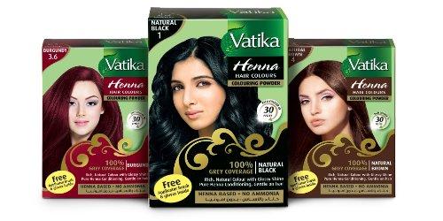 Amazon Com Vatika Henna Hair Colours Vatika Henna Hair Color