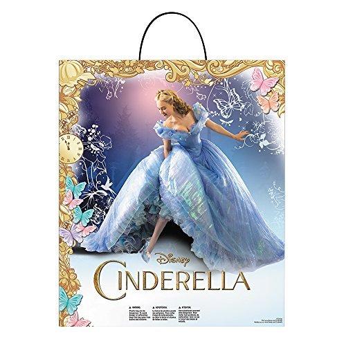 Cinderella Movie Treat Bag (Disguise Cinderella Movie Essential Treat Bag Costume by Disguise)