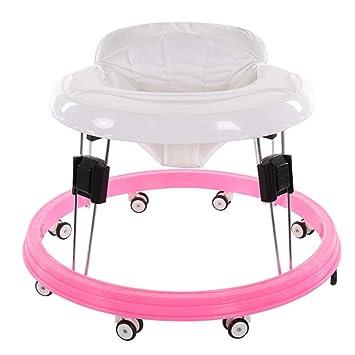 DHYBDZ Andador para bebés Plegable Instalación Gratuita ...