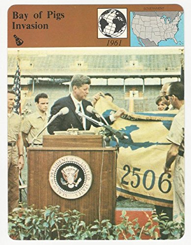 1979 Panarizon, Story Of America, 61.02 Bay of Pigs Invasion, Kennedy (Kennedy Bay Of Pigs)