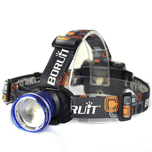 2000LM CREE XM-L XML T6 LED Headlamp Headlight Flashlight - 1