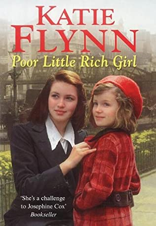 book cover of Poor Little Rich Girl
