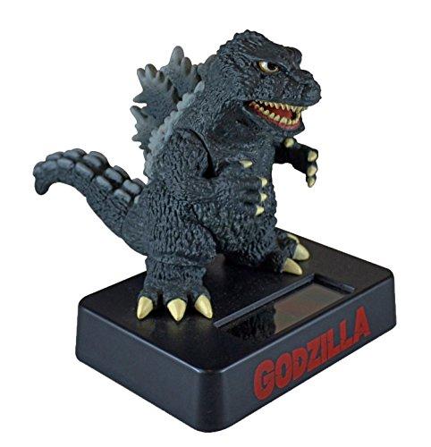 Godzilla solar mascot - Mascot Shop