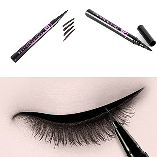 Gydoxy£¨TM£ 1 pcs Makeup Beauty Black Waterproof Liquid Eye Liner Pen Pencil Cosmetic Waterproof Gift for Women