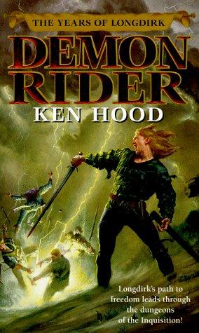 book cover of Demon Rider