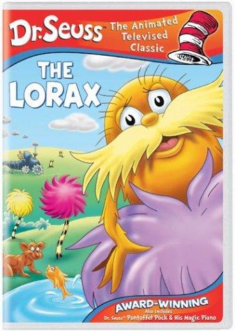 Dr. Seuss - The Lorax/Pontoffel Pock & His Magic Piano (Fire Athena)