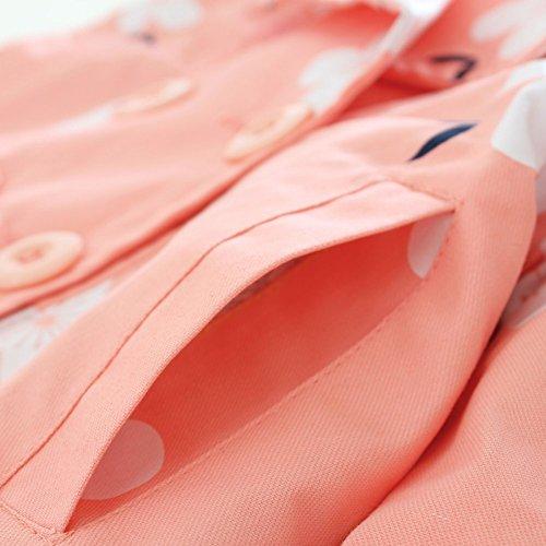 Patgoal Baby Girls Boys Wind Jackets Kids Coat Active Shirts Tees Print Hoodies