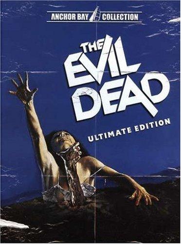 The Evil Dead (Ultimate Edition) (Evil Dead Dvd)