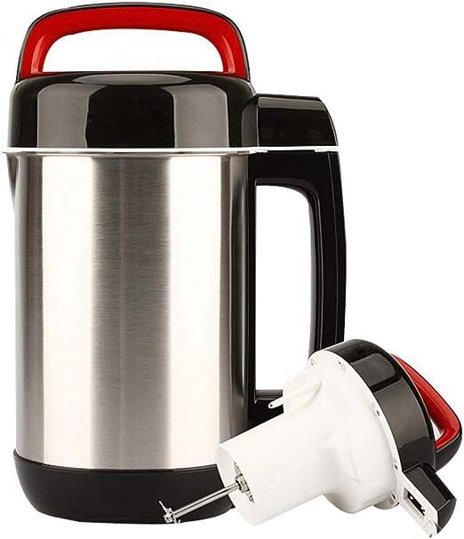 XVCHANGQING Exprimidor 1.2L Desayuno Máquina de leche de soja ...