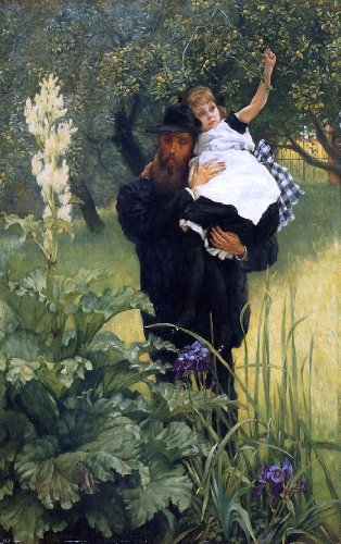 James Tissot The Widower - 18.1