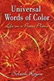 Universal Words of Color, Soleah Rayne, 1604411627