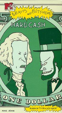 Beavis & Butthead: Hard Cash [VHS]