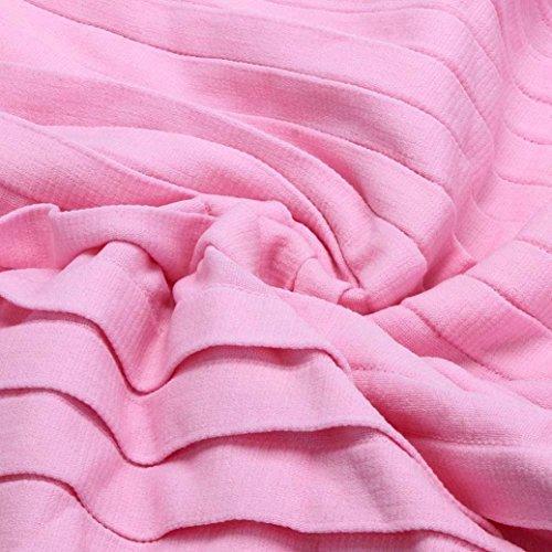 de Rose Paquet Jupe Jupe mode Mini lastique Taille pour jupe Hanche haute Lenfesh femme Courte plisse Zq4EA4H