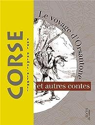 Corse : le voyage d'Orsantone et autres contes par Paul Dalmas-Alfonsi