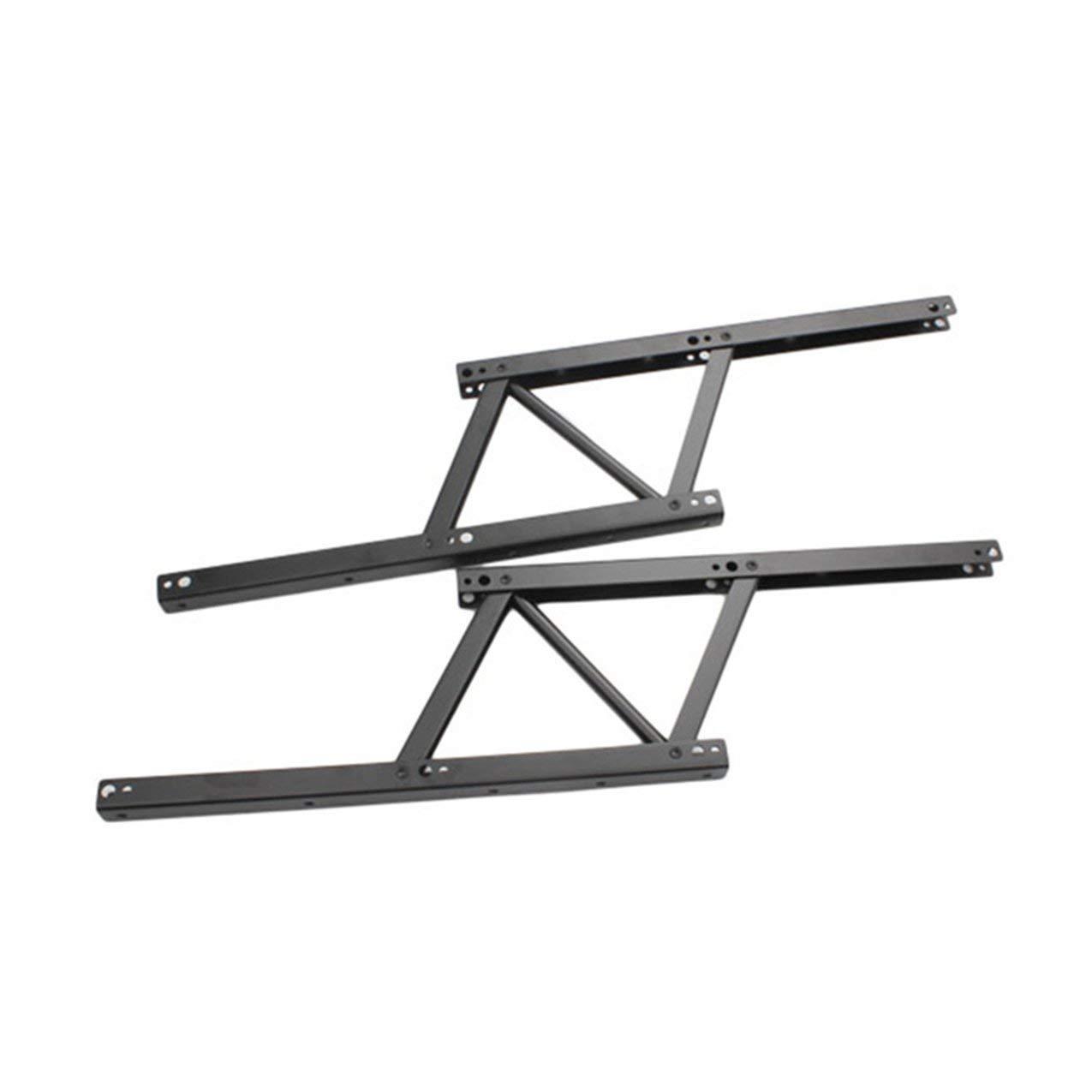 Redstrong Alzata in alto Tavolo da caffè Meccanismo di sollevamento del telaio cerniera Montaggio dell'hardware con cornice da tavolo pieghevole a molla