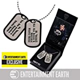 Body Vibe Punisher Dog Tags Replica - EE Exclusive