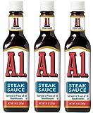 A-1 Steak Sauce - 3/10 oz. bottles
