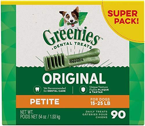 Greenies Original Petite 54oz