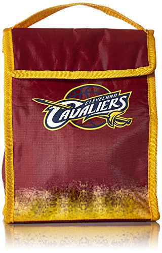 Cleveland Cavaliers Gradient Hook and Loop Fastened Lunch Bag