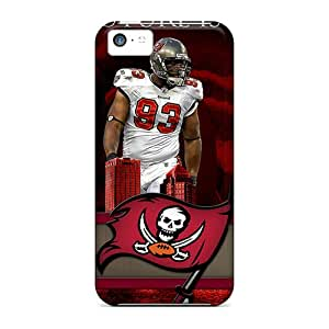 Tpu Case Cover Compatible For Iphone 5c/ Hot Case/ Tampa Bay Buccaneers