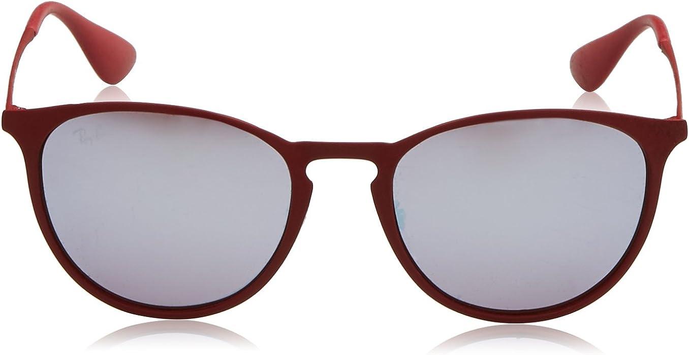 6508c92653 Amazon.com  Ray-Ban Erika Metal Non-Polarized Sunglasses (RB3539 ...
