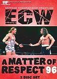 ECW: A Matter of Respect Double DVD-R Set by Sabu