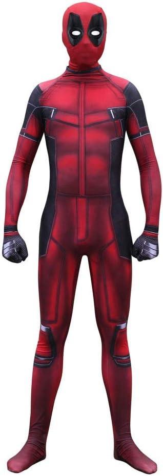 YIWANGO Vestido Niño Deadpool Disfraz Bola De Disfraces Halloween ...