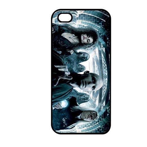 Coque,Phone Case Covers Retro Coque iphone SE & Coque iphone 5 & Coque iphone 5S Proof Dust Casing(Movie Theme Harry Potter)