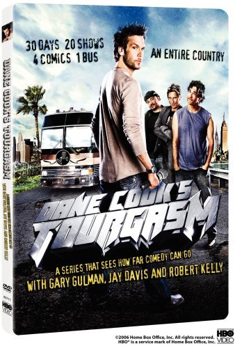 Dane Cook's Tourgasm by HBO Studios